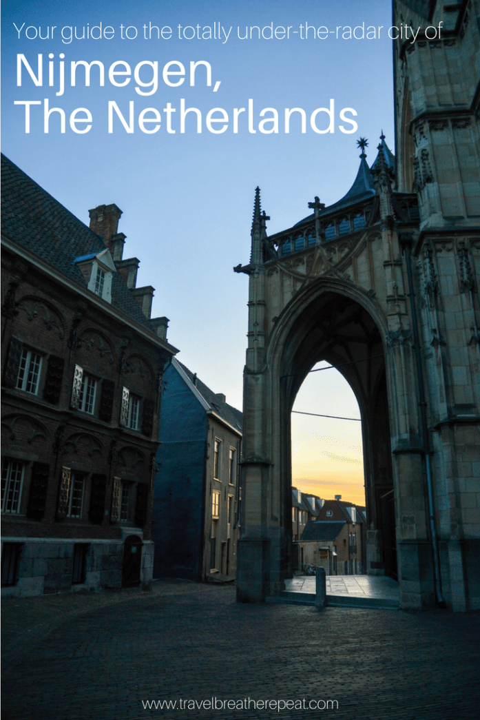 Guide to Nijmegen, the Netherlands including things to do and places to eat