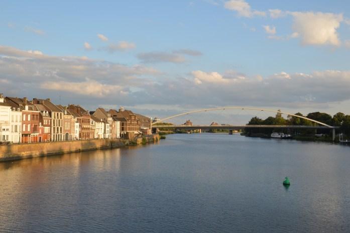 River Maas, Maastricht, the Netherlands