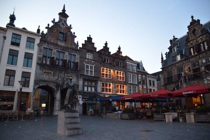 Grote Markt, Nijmegen, the Netherlands