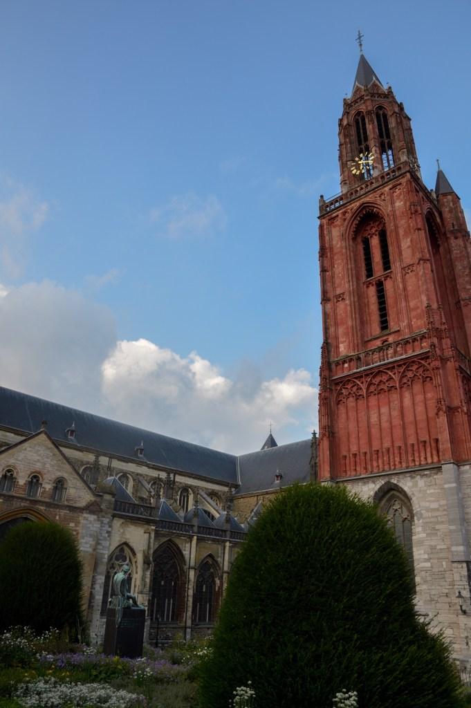 Sint Janskerk and Basiliek van Sint Servaas, Maastricht, the Netherlands