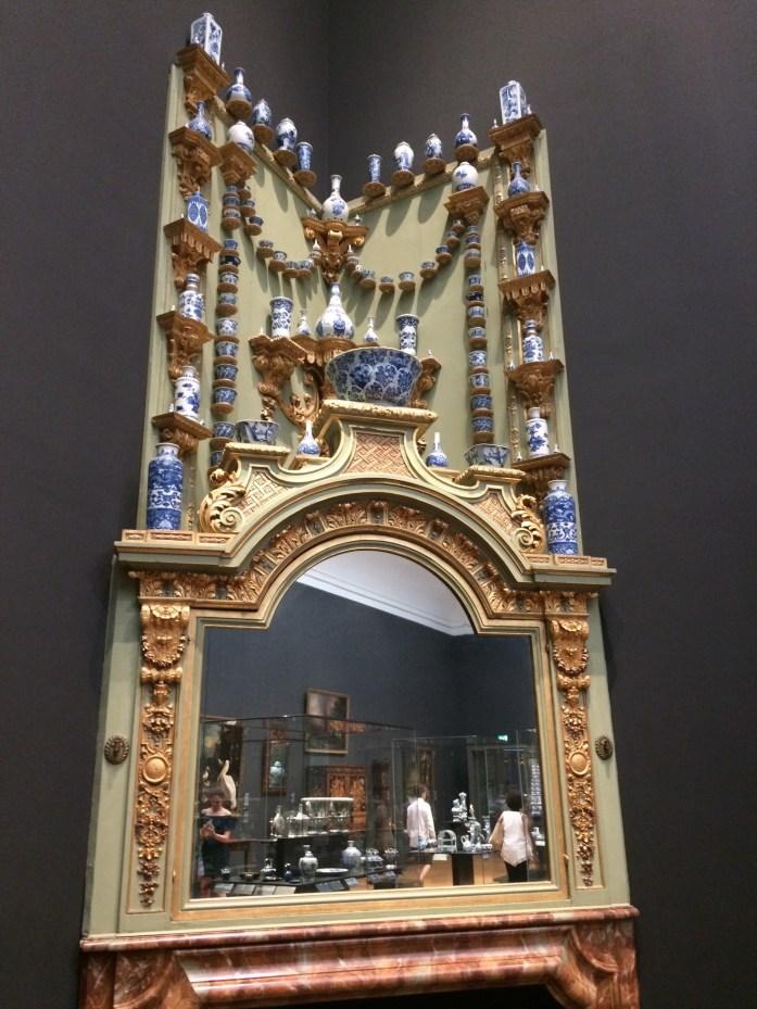 Delftware, Rijksmuseum, Amsterdam, the Netherlands