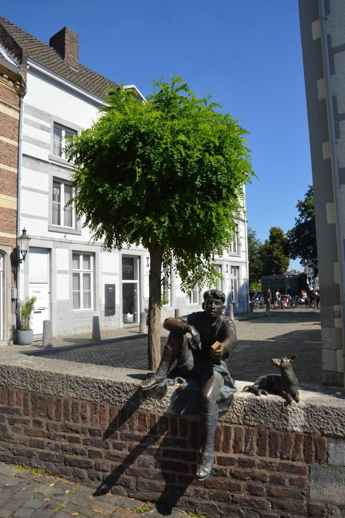 Pieke oet de Stokstraot, Maastricht, the Netherlands
