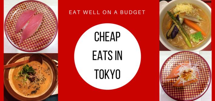 Cheap eats, Tokyo, Japan