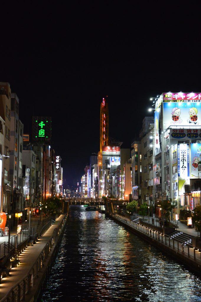 Dotonburi, Osaka, Japan