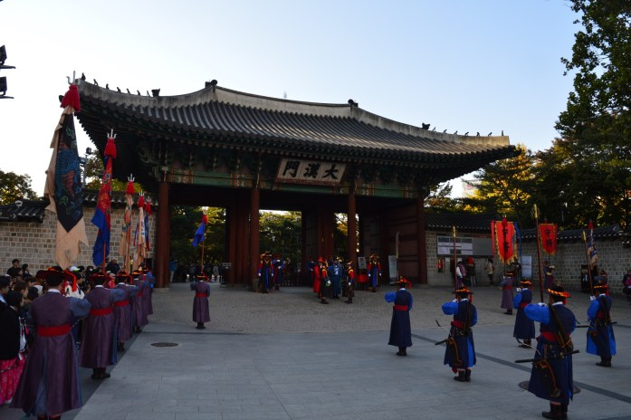 Deoksugung Palace, Seoul, South Korea