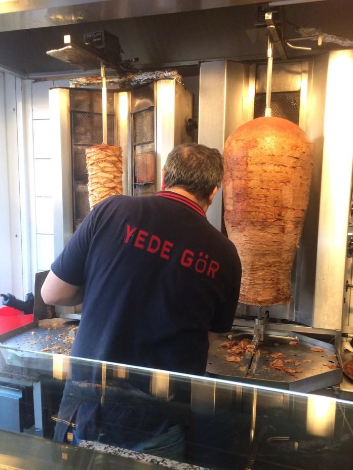 Yede Gör Döner Kebab, Düsseldorf, Germany