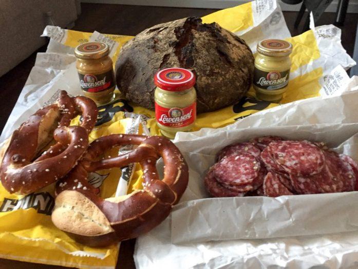 A Düsseldorfer feast