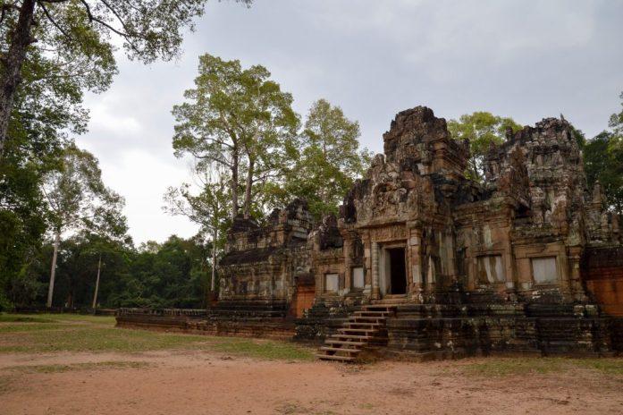 Chau Say Tevoda, Angkor Archaeological Park, Cambodia
