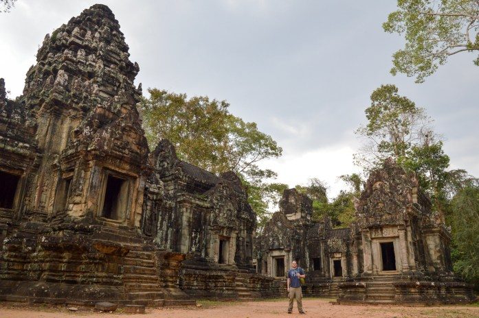 Thommanon, Angkor Archaeological Park, Cambodia
