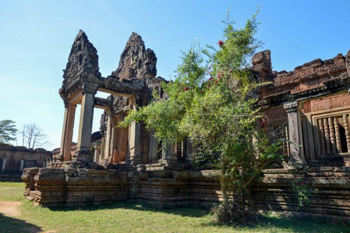 Banteay Samré, Angkor Archaeological Park, Cambodia