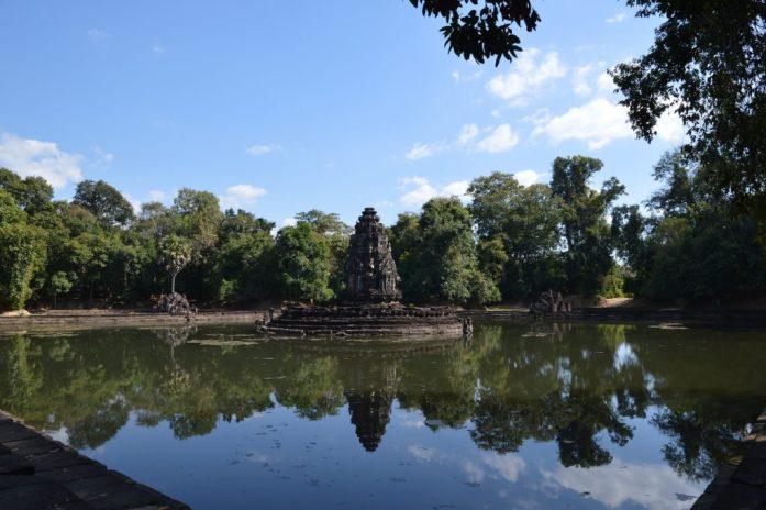 Neak Pean, Angkor Archaeological Park, Cambodia