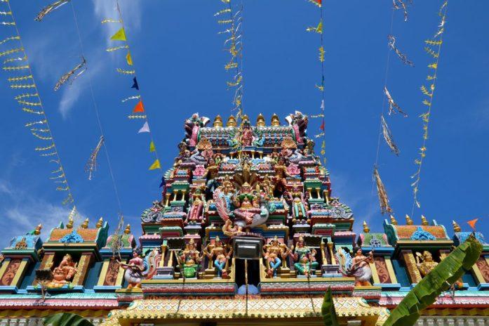 Sri Mahamariamman Temple, George Town, Malaysia