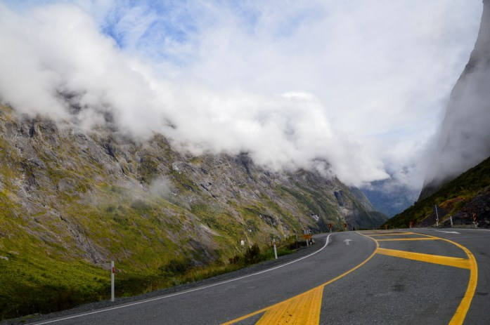 Milford Sound Highway, New Zealand