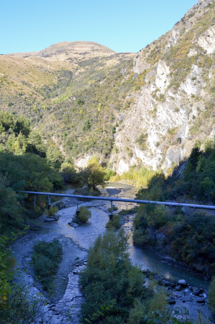 Arrow River Trail, Arrowtown, New Zealand