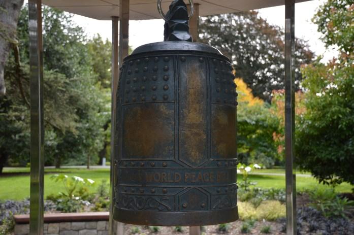 Christchurch World Peace Bell, New Zealand