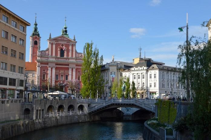 Old Town, Ljubljana, Slovenia