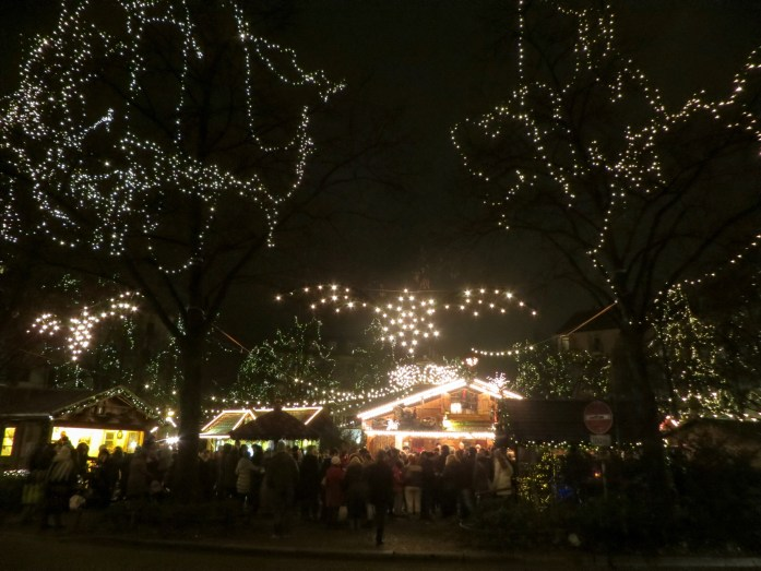 Christmas Market, Munich, Germany
