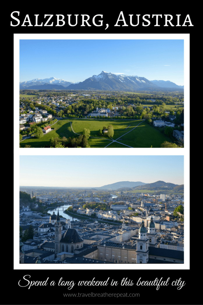 Long weekend in Salzburg, Austria