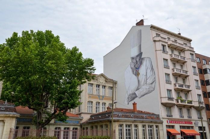 Street art, Lyon, France