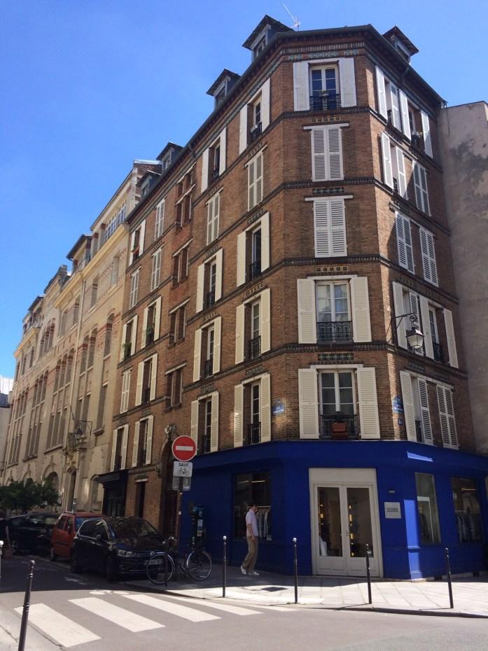 Le Marais, Paris, France