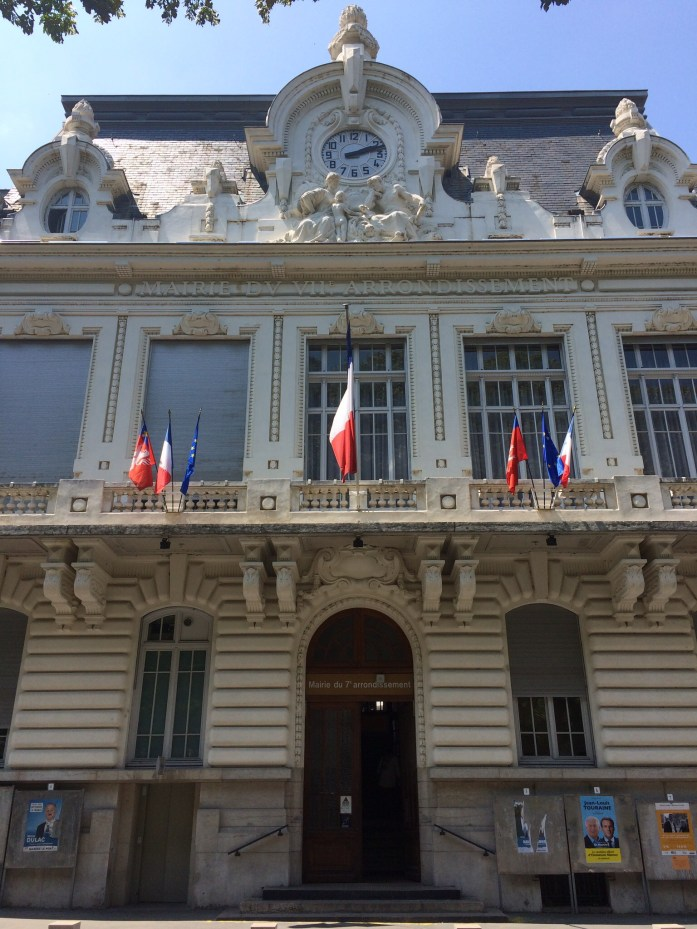 Mairie du 7e arrondissement, Lyon, France
