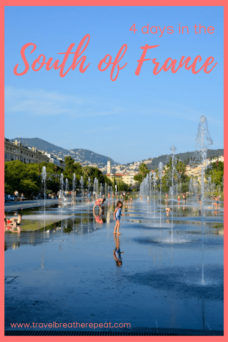 Ideas for a short trip to the South of France including Nice, Monaco, and Provence; #europe #france #monaco #provence #nice