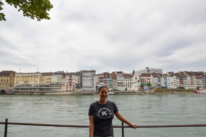 Rhine River, Basel, Switzerland