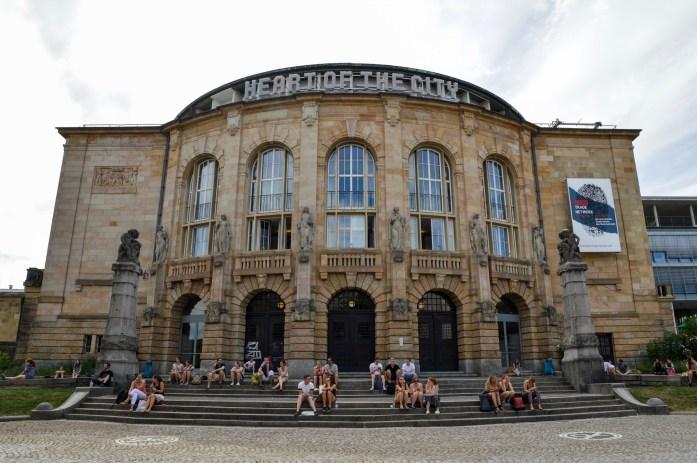 Stadttheater Freiburg, Germany