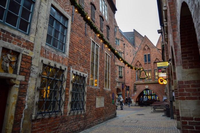 Böttcherstraße, Bremen, Germany