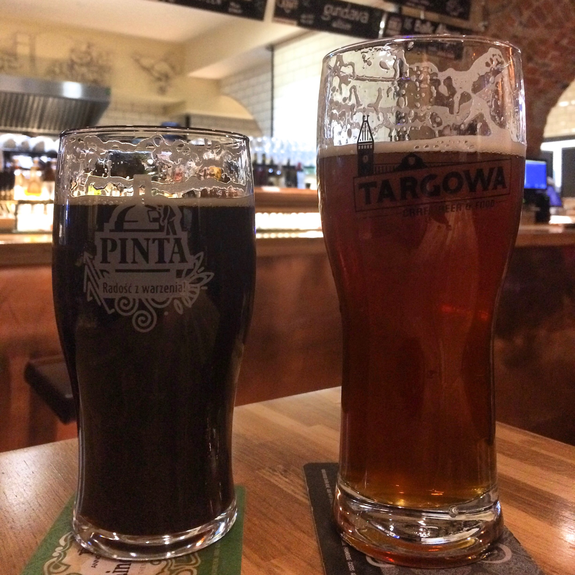 Targowa Craft Beer and Food, Wrocław, Poland
