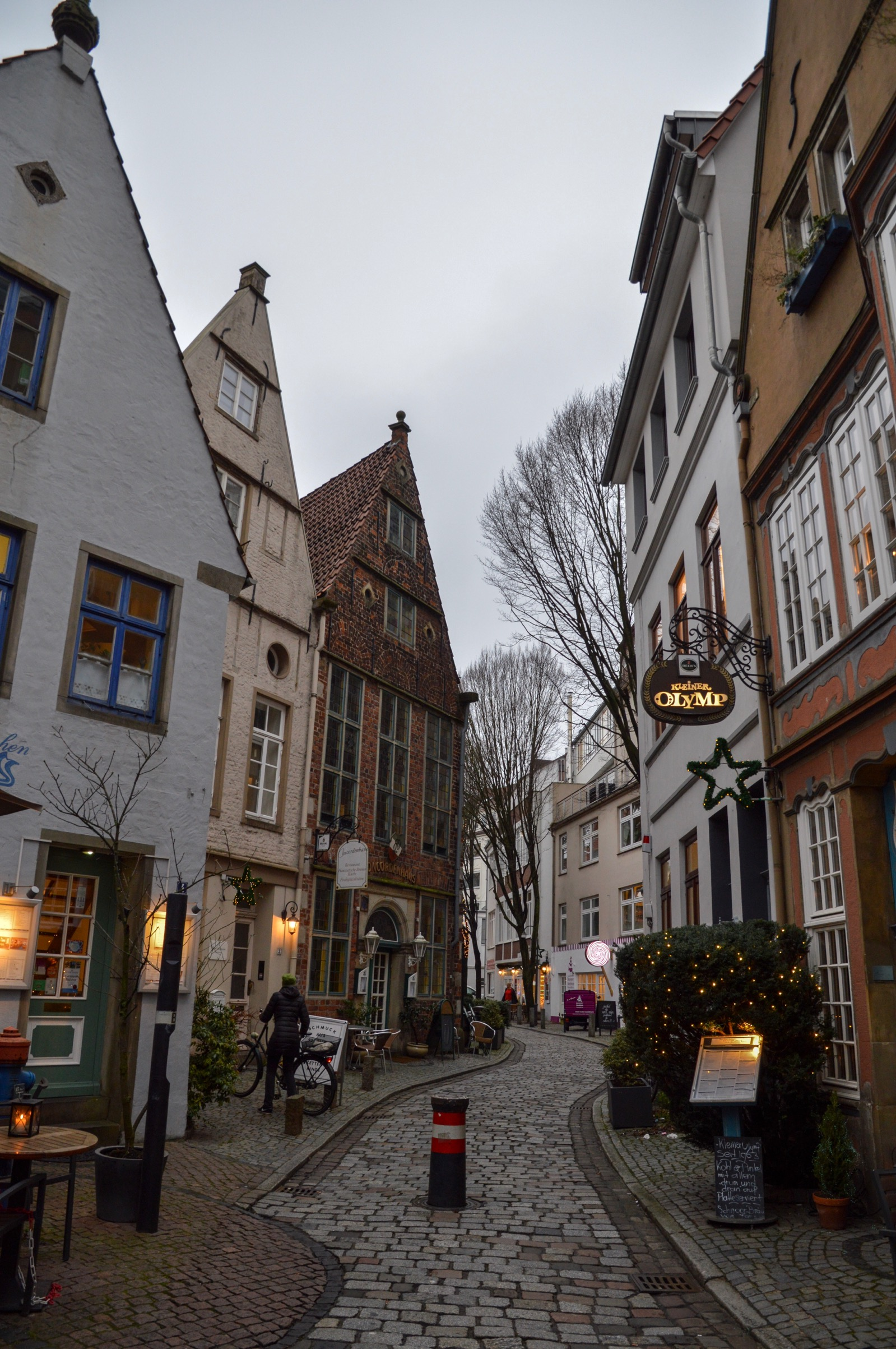 The Schnoor, Bremen, Germany