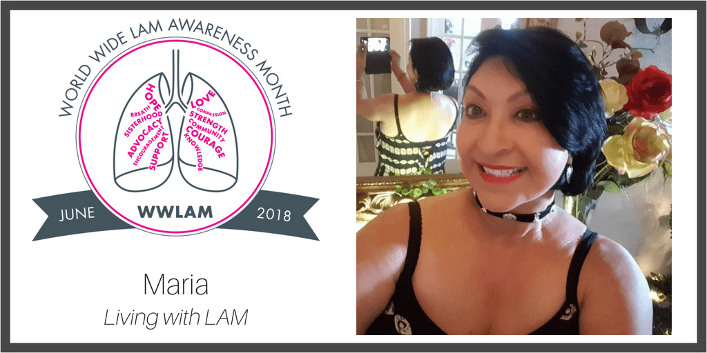 Living with LAM: Maria