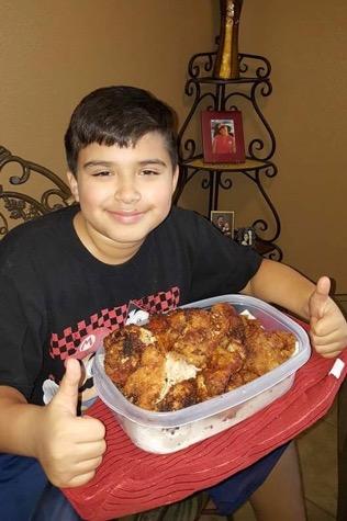 Maria's grandson
