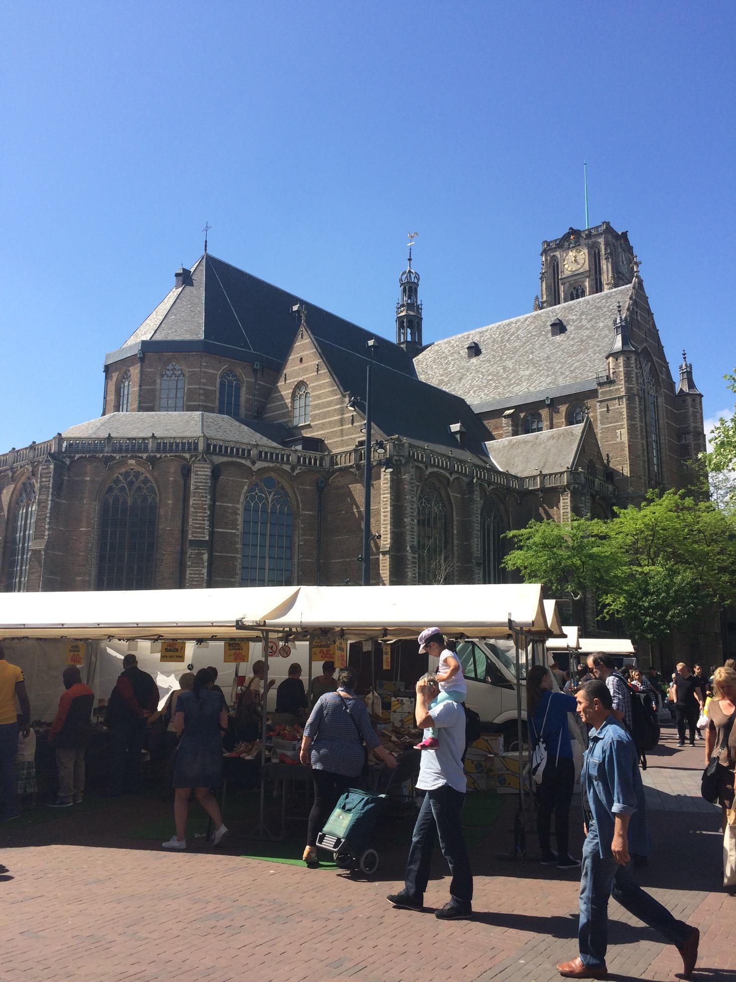 Laurenskerk, Rotterdam, the Netherlands