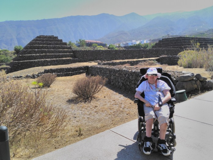Wheelchair accessible things to do in Tenerife: Piramides de Guimar
