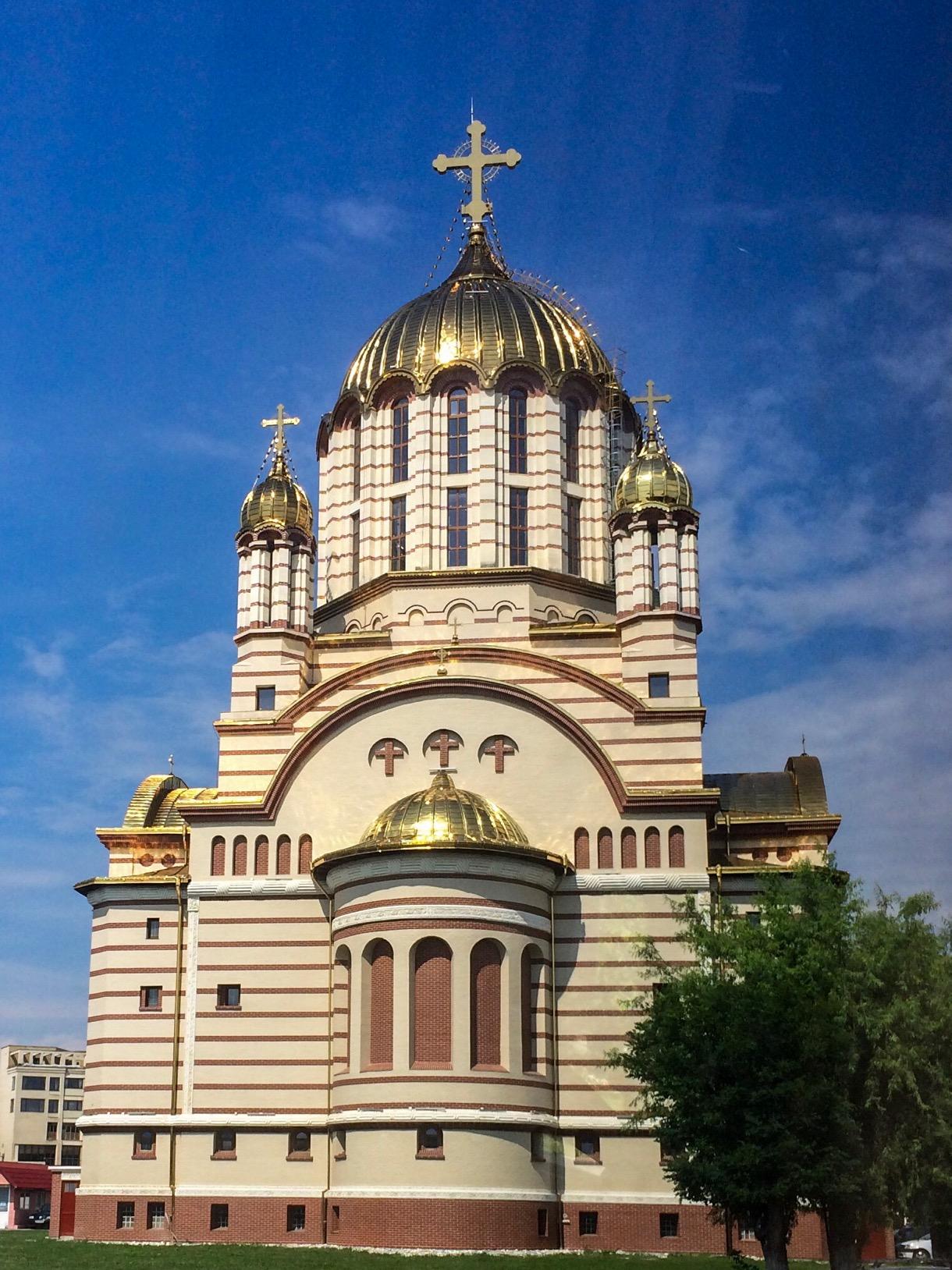 Orthodox Cathedral, Făgăraș, Romania