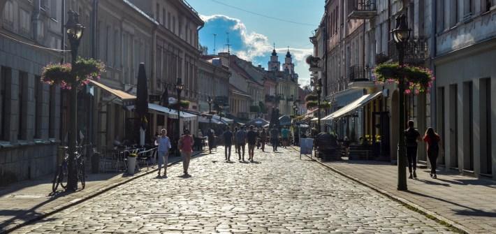 Cheap city breaks: Kaunas, Lithuania