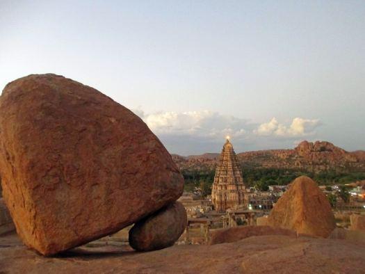 India-Hampi-ancient-village