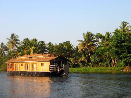 India-Kerala-Backwaters