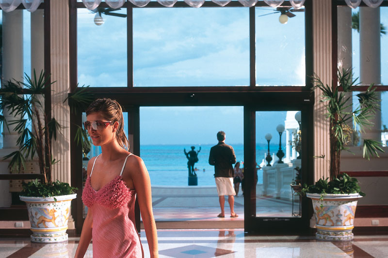 Hotel RIU Palace Las Americas Travel By Bob