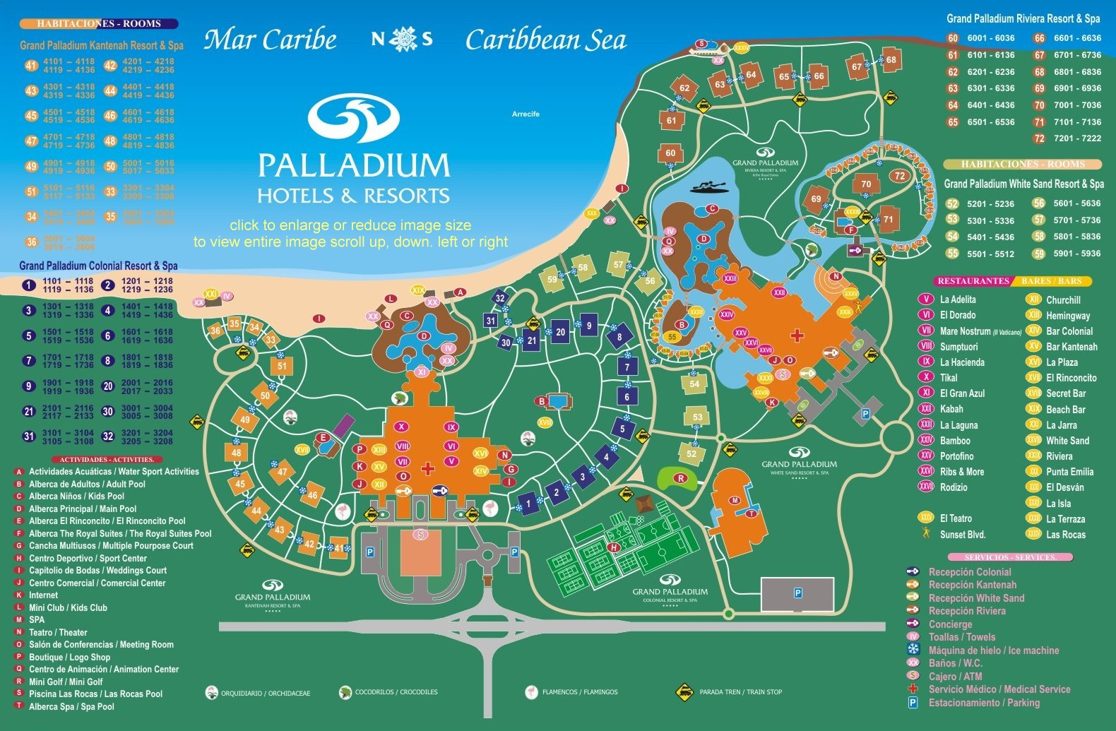 Grand Palladium White Sand Resort Amp Spa Travel By Bob