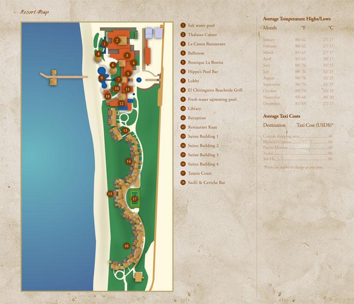 Zoetry Paraiso De La Bonita Riviera Maya Travel By Bob