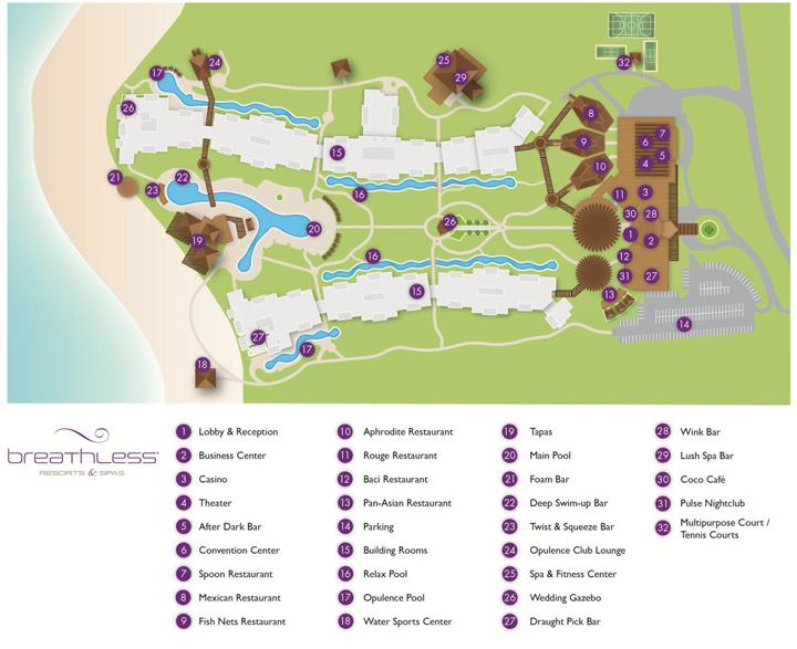 Breathless Punta Cana Resort Amp Spa Travel By Bob