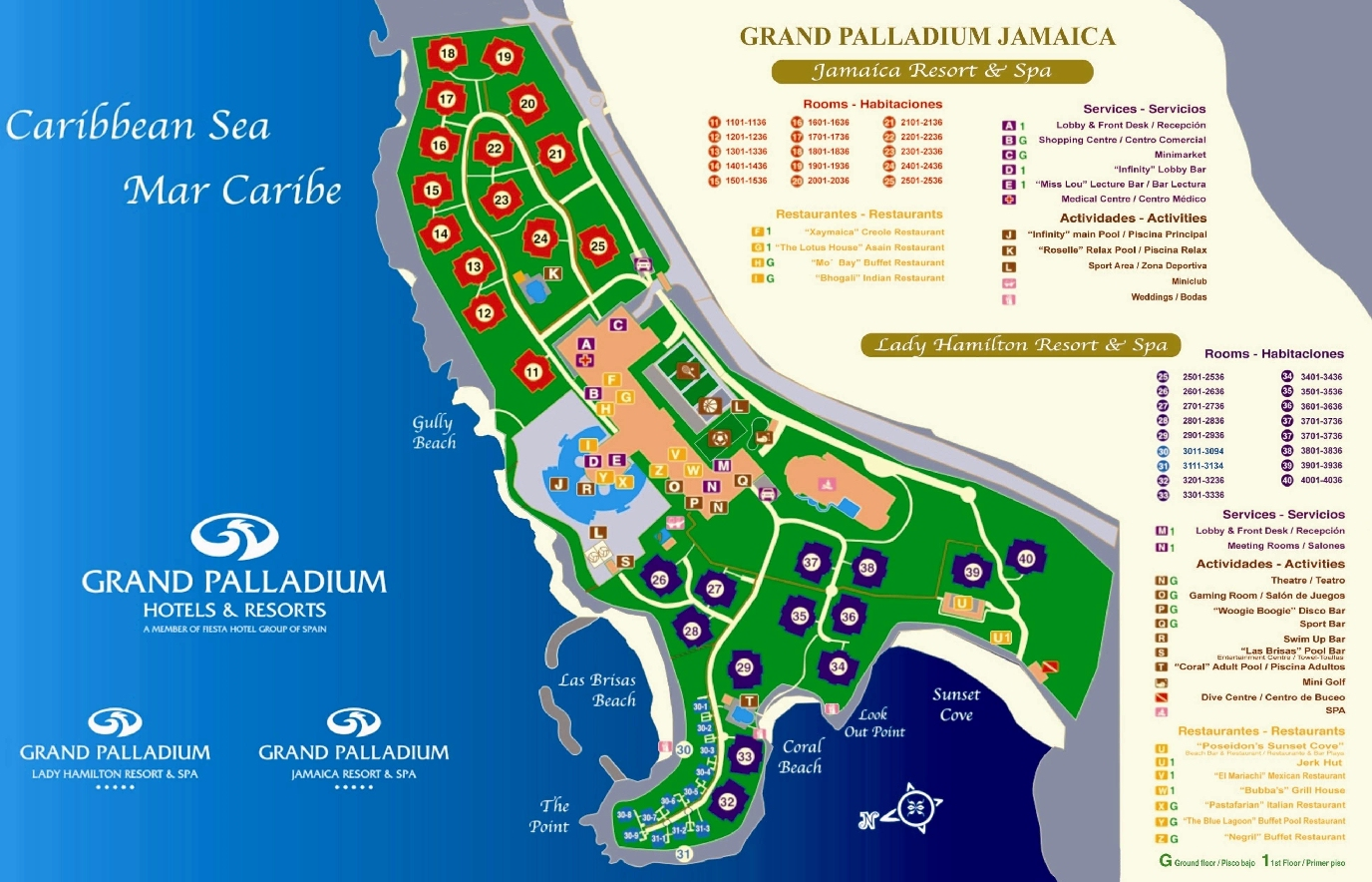 Grand Palladium Jamaica Resort Amp Spa Travel By Bob