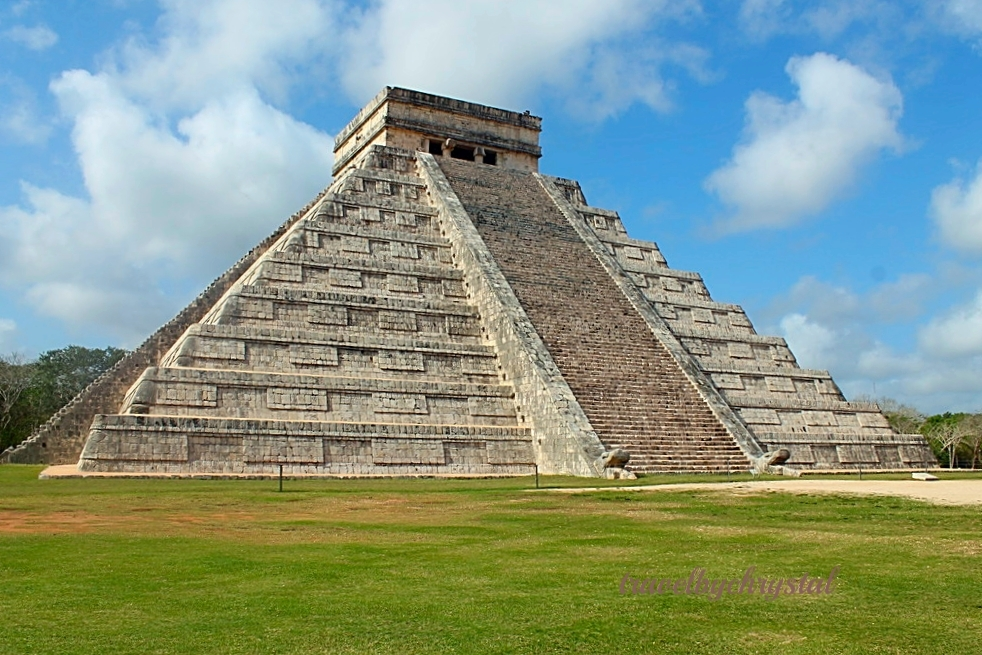 Chichen pyramid
