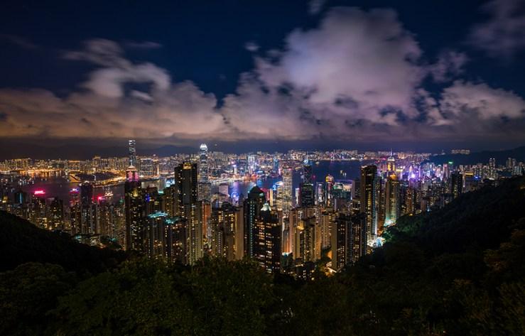 Image result for the peak hk