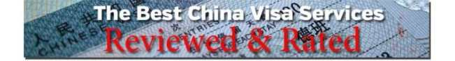 The best China visa services reviewed and rated