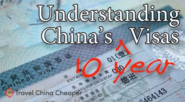 China 10 Year Visa Explained