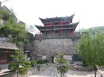 Guguan Pass, Great Wall