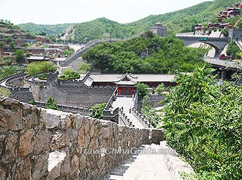 Guguan Pass, Great Wall
